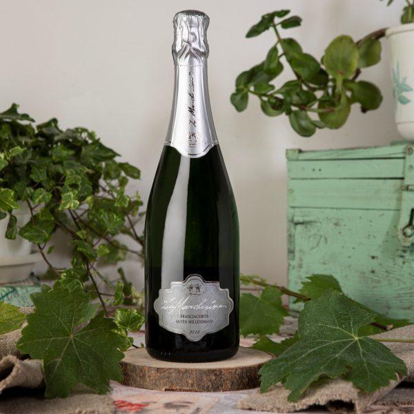 Franciacorta Satèn | Le Marchesine | Amanti di vino