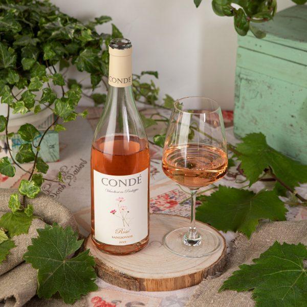 Rosè   Borgo Condè   Amanti di vino