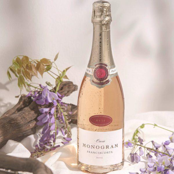 Franciacorta Rosè Brut Monogram   Castel Faglia   Amanti di vino
